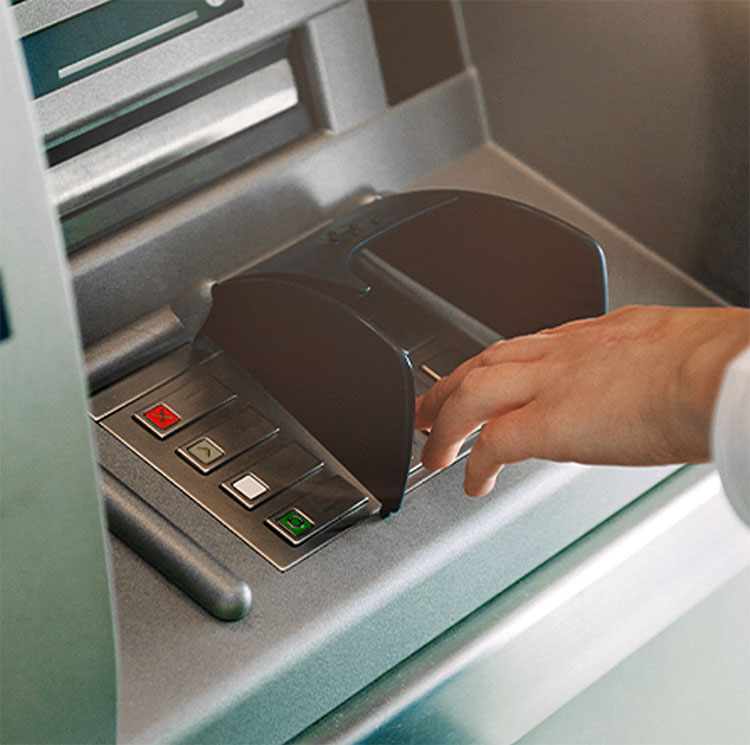 National Network of ATMs