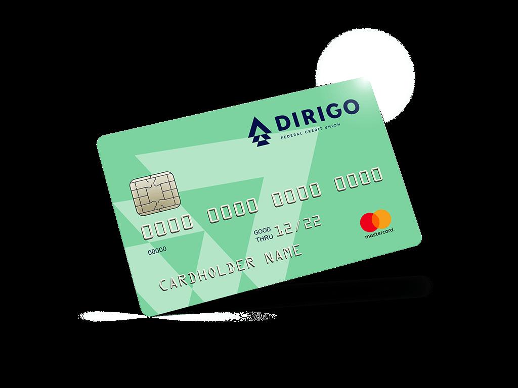 dirigo platinum credit card